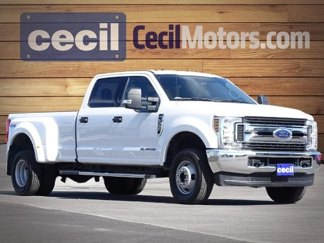 2019 Ford Super Duty F-350 DRW XLT Hondo TX