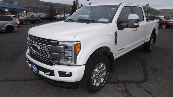 2019 Ford Super Duty F-350 SRW  Yakima WA