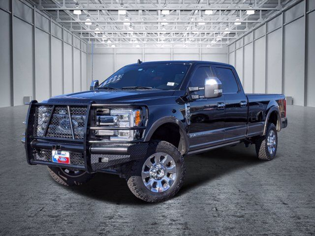 2019 Ford Super Duty F-350 SRW King Ranch New Braunfels TX