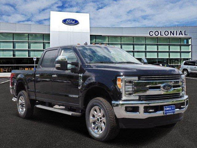 2019 Ford Super Duty F-350 SRW LARIAT 4WD Crew Cab 6.75' Box Plymouth MA