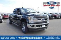 2019 Ford Super Duty F-350 SRW LARIAT Grand Junction CO