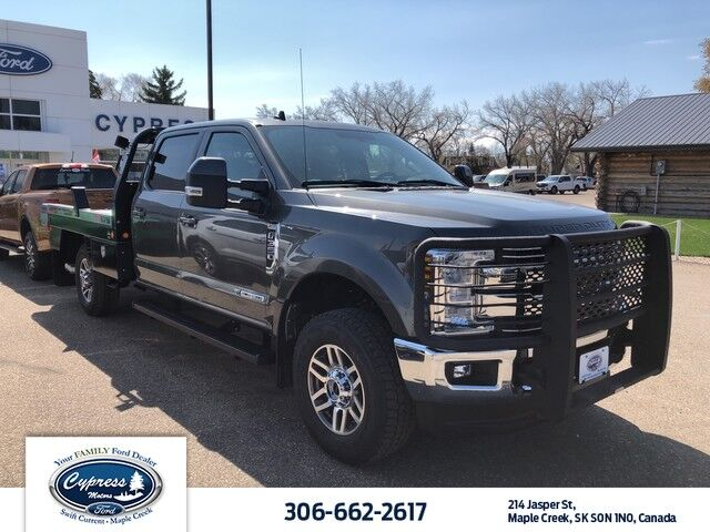 2019 Ford Super Duty F-350 SRW Lariat, FX4 Off-Road Pkg , Upfitter  Switches, Remote Start