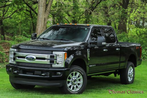 2019 Ford Super Duty F-350 SRW Limited Akron OH