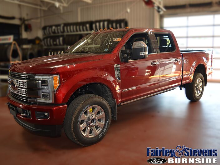 2019 Ford Super Duty F-350 SRW Platinum Dartmouth NS