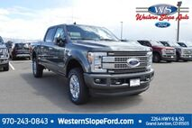 2019 Ford Super Duty F-350 SRW Platinum Grand Junction CO