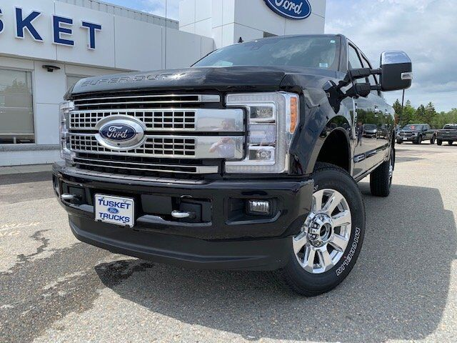 2019 Ford Super Duty F-350 SRW Platinum Tusket NS