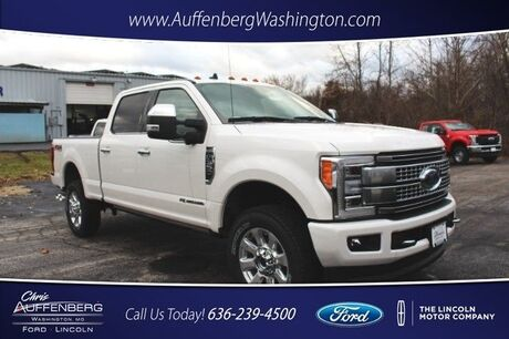 2019 Ford Super Duty F-350 SRW Platinum Cape Girardeau