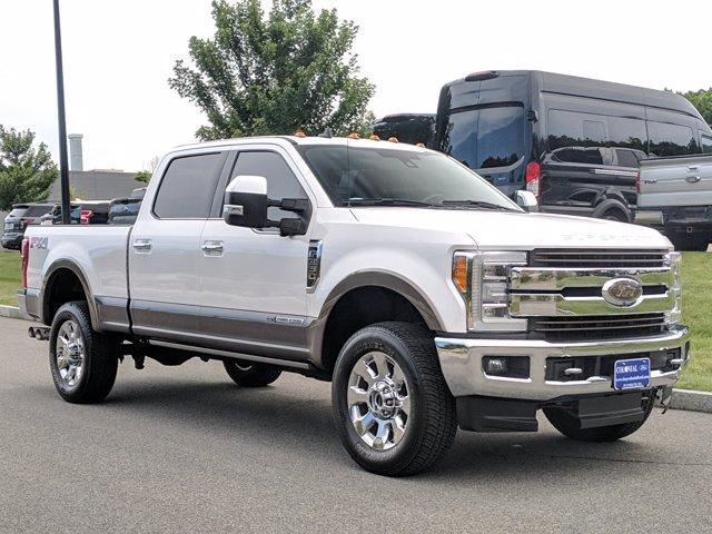 2019 Ford Super Duty F-350 SRW SuperCrew Cab King Ranch 4WD Plymouth MA