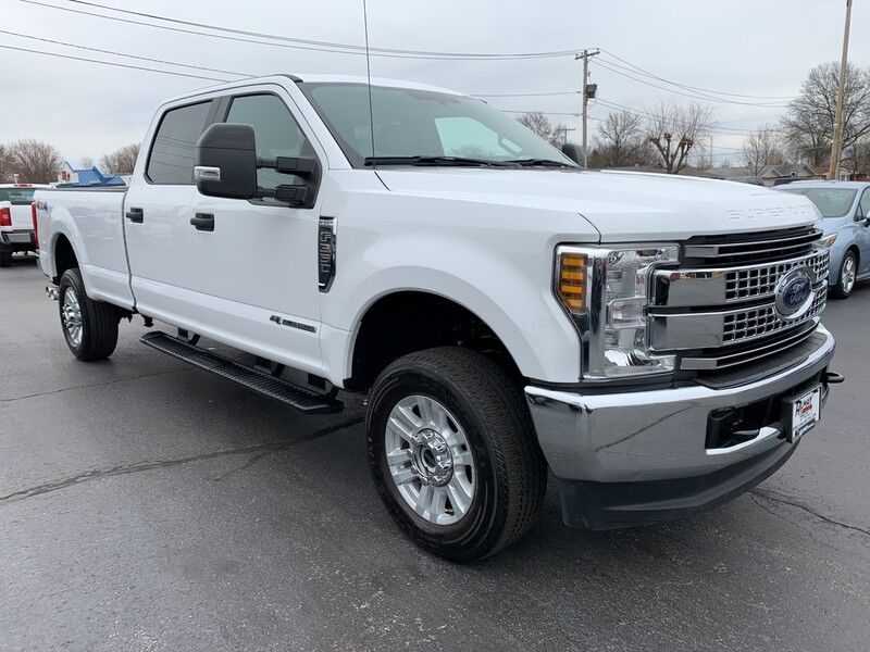 2019 Ford Super Duty F-350 SRW XL Red Bud IL