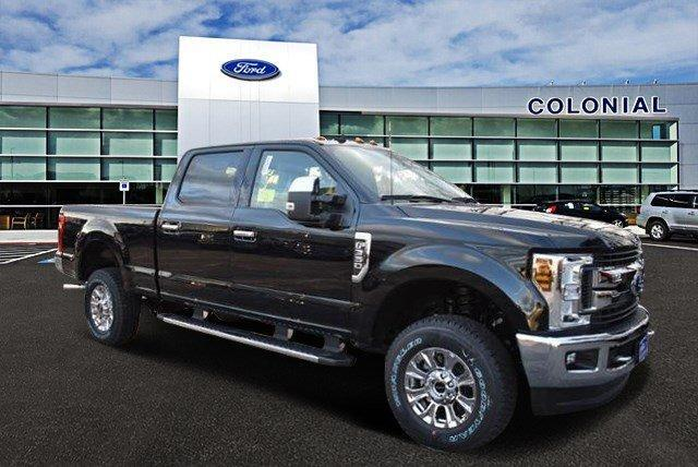 2019 Ford Super Duty F-350 SRW XLT 4WD Crew Cab 6.75' Box Plymouth MA