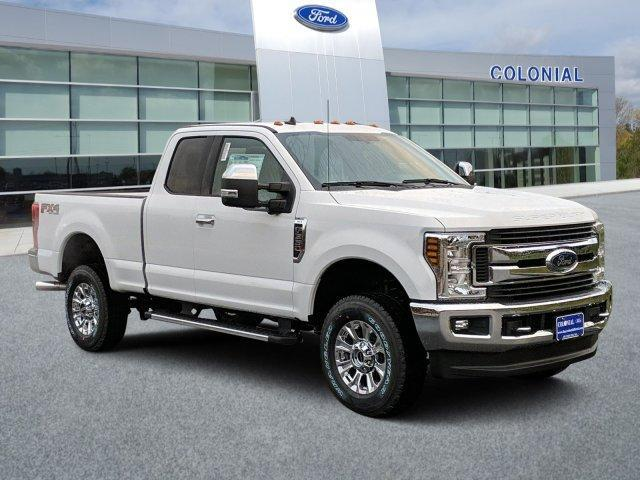 2019 Ford Super Duty F-350 SRW XLT 4WD SuperCab 6.75' Box Plymouth MA