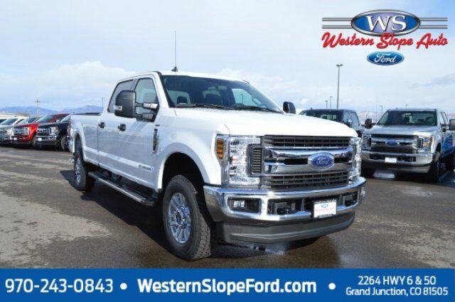 2019 Ford Super Duty F-350 SRW XLT Grand Junction CO