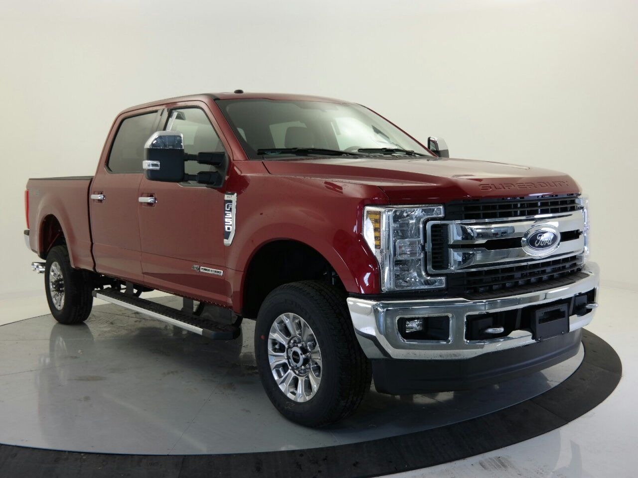 2019 Ford Super Duty F-350 SRW XLT