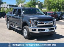2019 Ford Super Duty F-350 SRW XLT South Burlington VT