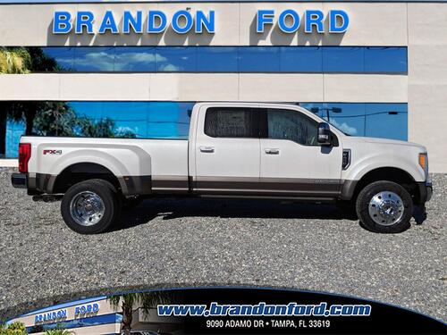 2019 Ford Super Duty F-450 DRW  Tampa FL