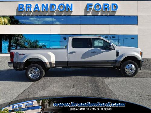 2019 Ford Super Duty F-450 DRW King Ranch Tampa FL