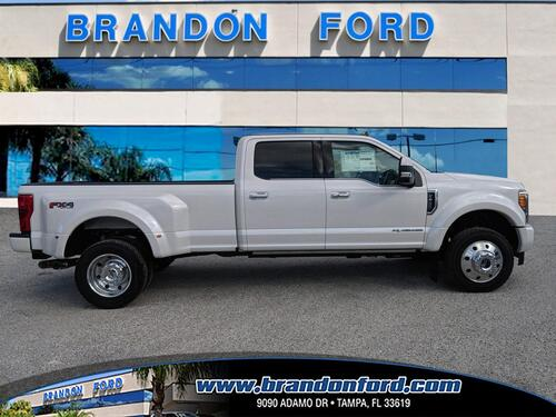 2019 Ford Super Duty F-450 DRW Limited Tampa FL