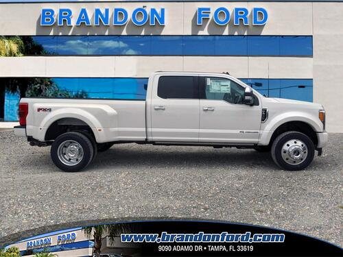 2019 Ford Super Duty F-450 DRW Platinum Tampa FL