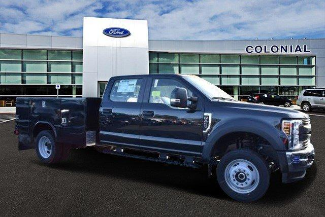 2019 Ford Super Duty F-450 DRW XL 4WD Crew Cab 179 WB 60 CA Plymouth MA