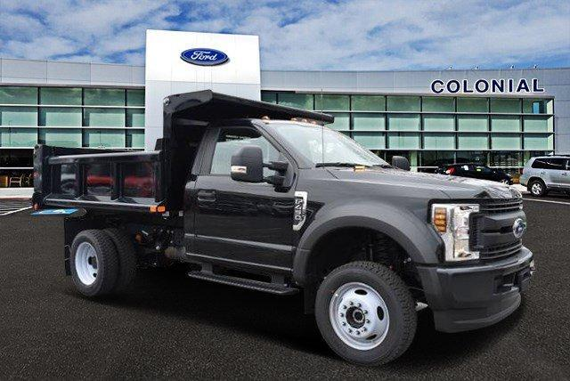 2019 Ford Super Duty F-450 DRW XL 4WD Reg Cab 145 WB 60 CA