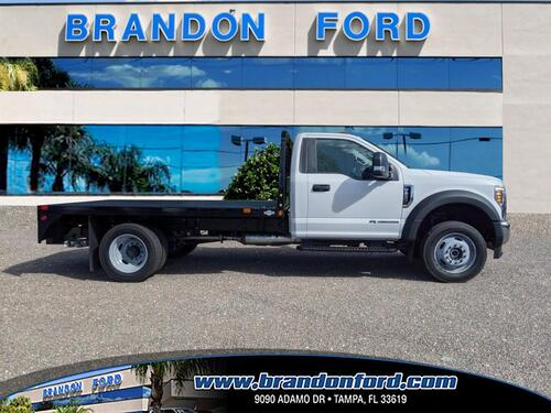 2019 Ford Super Duty F-450 DRW XL FLATBED Tampa FL