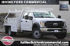 2019_Ford_Super Duty F-450 DRW_XL Scelzi 12' Contractor Body Diesel_ Irvine CA