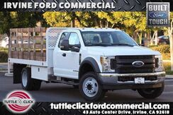 2019_Ford_Super Duty F-450 DRW_XL Scelzi 12' Stake Bed Diesel_ Irvine CA