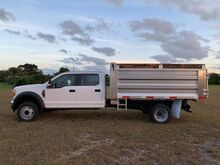2019_Ford_Super Duty F-550 DRW_12' Aluminum Landscape (Gas)_ Homestead FL