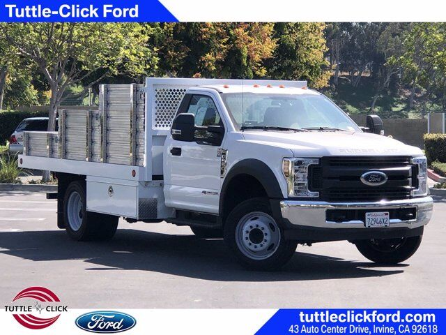 2019 Ford Super Duty F-550 DRW XL Irvine CA