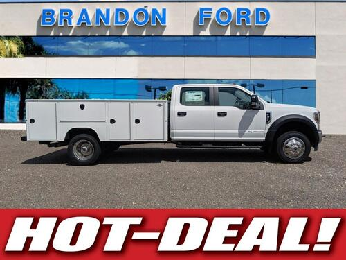 2019 Ford Super Duty F-550 DRW XL SERVICE BODY Tampa FL
