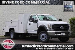2019_Ford_Super Duty F-550 DRW_XL Scelzi 11' Welder Body Diesel_ Irvine CA