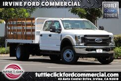 2019_Ford_Super Duty F-550 DRW_XL Scelzi 12' Stake Bed Diesel_ Irvine CA