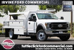 2019_Ford_Super Duty F-550 DRW_XL Scelzi 14' Contractor Body Diesel_ Irvine CA