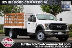 2019_Ford_Super Duty F-550 DRW_XL Scelzi 14' Stake Bed Diesel_ Irvine CA