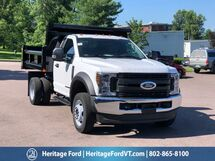 2019 Ford Super Duty F-550 DRW XL South Burlington VT