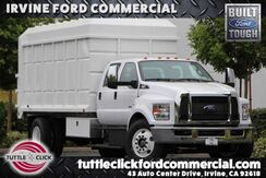 2019_Ford_Super Duty F-650 DRW_XL Scelzi 16' Chipper Dump Truck Diesel_ Irvine CA