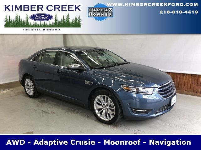 2019 Ford Taurus Limited AWD Pine River MN