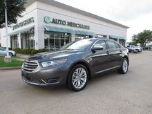 2019_Ford_Taurus_Limited FWD LEATHER, NAVIGATION, BACKUP CAMERA, BLIND SPOT MONITOR, CLIMATE CONTROL_ Plano TX