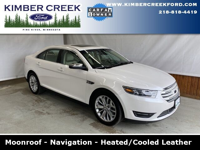 2019 Ford Taurus Limited Pine River MN