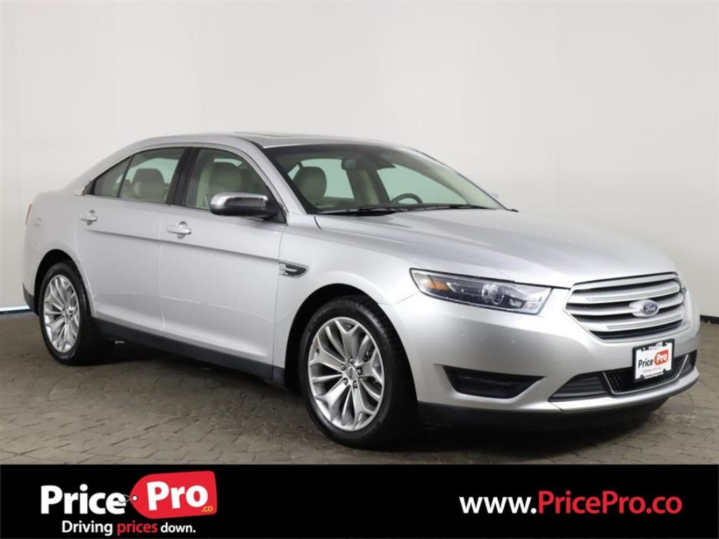 2019 Ford Taurus Limited V6 w/Nav/Sunroof Maumee OH
