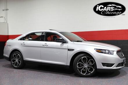 2019_Ford_Taurus_SHO 4dr Sedan_ Chicago IL