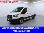 2019 Ford Transit 150 ~ Ladder Rack & Shelves ~ Only 43K Miles!