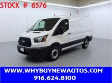 2019_Ford_Transit 150_~ Ladder Rack & Shelves ~ Only 43K Miles!_ Rocklin CA