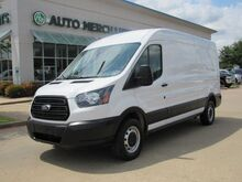 2019_Ford_Transit_150 Van Med. Roof w/Sliding Pass. 148-in. WB_ Plano TX