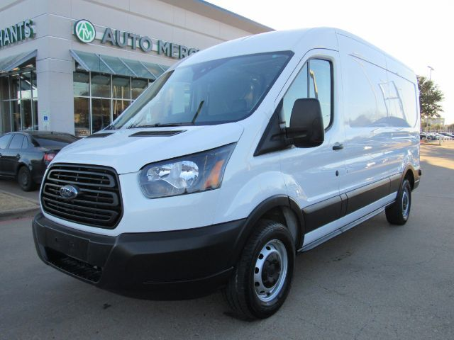 2019 Ford Transit 150 Van Med. Roof w/Sliding Pass. 148-in. WB Plano TX