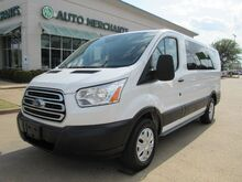 2019_Ford_Transit_150 Wagon Low Roof XLT w/Sliding Pass. 130-in. WB_ Plano TX