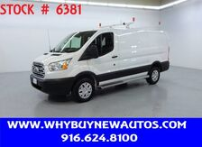 2019_Ford_Transit 250_~ Ladder Rack & Shelves ~ Only 12K Miles!_ Rocklin CA