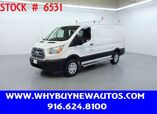 2019 Ford Transit 250 ~ Ladder Rack & Shelves ~ Only 13K Miles!
