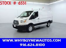 2019_Ford_Transit 250_~ Ladder Rack & Shelves ~ Only 13K Miles!_ Rocklin CA