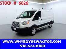 2019_Ford_Transit 250_~ Ladder Rack & Shelves ~ Only 14K Miles!_ Rocklin CA